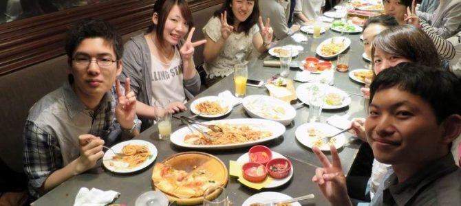 関東地区歓迎会
